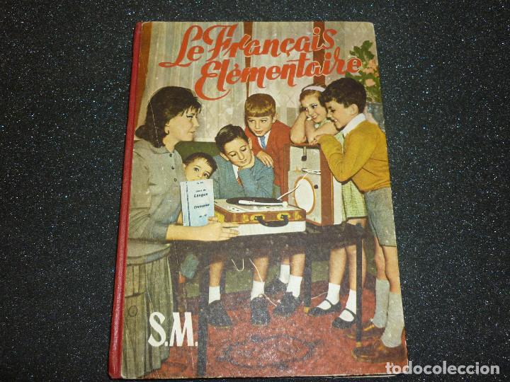 Mon Livre De Francais Por S M 1961