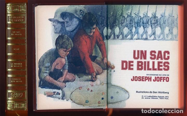 Selection Du Livre Un Sac De Billes Bank La Mamma Se Rebiffe L Adieu Aux Betes