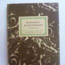 Libros de segunda mano: GRÜNEMALD HANDZEICHNUNGEN (ESTÁ EN ALEMÁN) BASTANTE ILUSTRADO . Lote 152734090