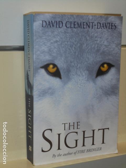 THE SIGHT - DAVID CLEMENT-DAVIES - (EN INGLES) OCASION (Libros de Segunda Mano - Otros Idiomas)