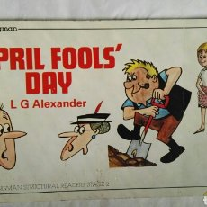 Gebrauchte Bücher - April fools day Longman - 153603136
