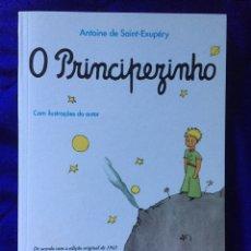 Libros de segunda mano: O PRINCIPEZINHO EL PRÍNCIPITO. PORTUGUÊS PORTUGUÉS. ASSÍRIO & ALVIM. PORTO EDITORA. 2016. Lote 154157576