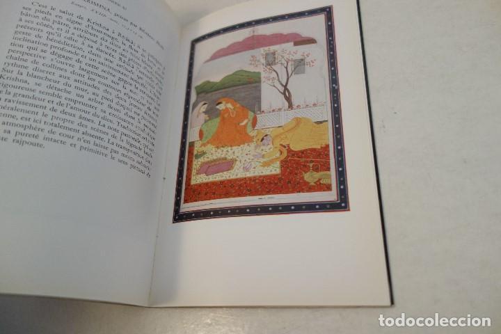 Libros de segunda mano: MINIATURES INDIENNES. PAYOT LAUSANNE. - Foto 2 - 154964802