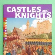 Libros de segunda mano: LIBRO CASTLES AND KNIGHTS. Lote 155272170
