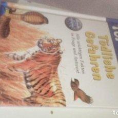 Libros de segunda mano: G-LANA9 LIBRO EN ALEMAN TODLICHE GEFAHREN . Lote 155345206