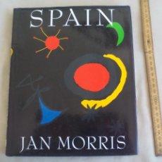 Libros de segunda mano: SPAIN. JAN MORRIS. ILLUSTRATED BY CECILIA EALES. 1988, BARRUE & JENKINS. ESPAÑA.. Lote 155545330