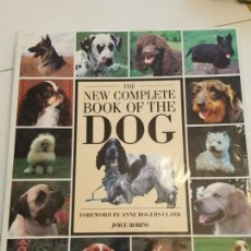 Libros de segunda mano: THE NEW COMPLETE BOOK OF THE DOG. EN MUY BUEN ESTADO. . Lote 155578690