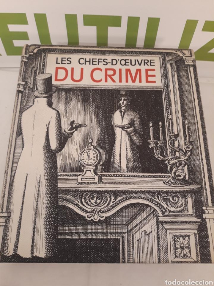 Libros de segunda mano: Les Chefs-D'oeuvre.Du Crime.Anthologie Planete.1965.excelente estado. - Foto 2 - 155816012