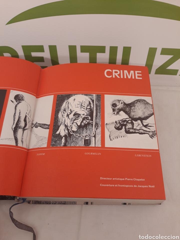 Libros de segunda mano: Les Chefs-D'oeuvre.Du Crime.Anthologie Planete.1965.excelente estado. - Foto 5 - 155816012