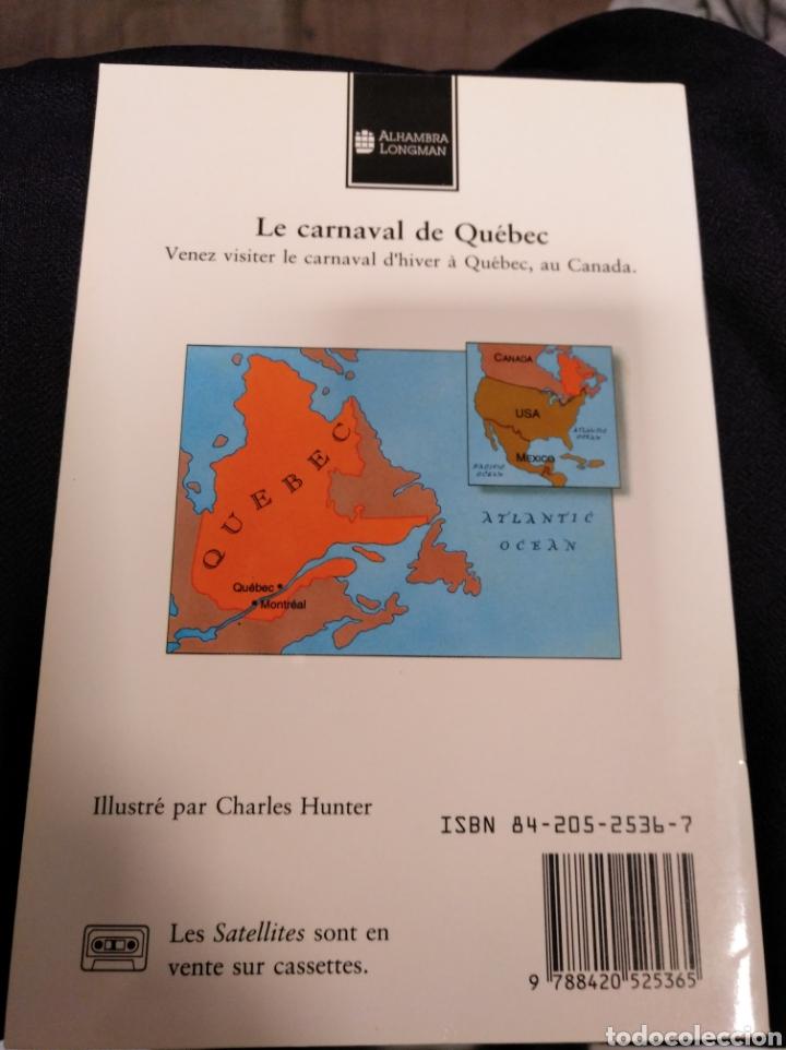 Libros de segunda mano: El carnaval de Québec. Christiane Door - Foto 3 - 155862264
