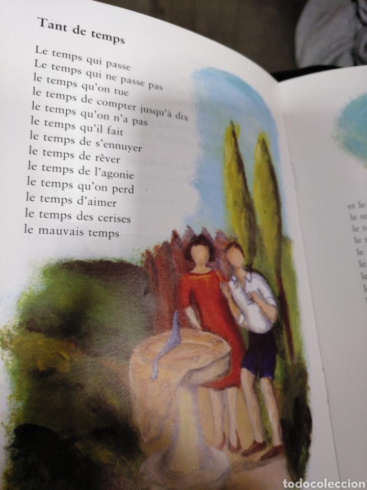 Libros de segunda mano: Le Foulard Rouge. Poèmes choisis par Jave Cottane - Foto 3 - 155863500