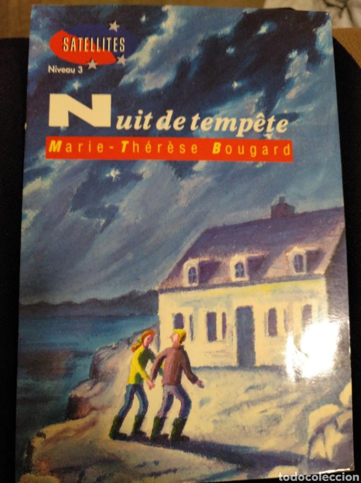 NUIT DE TEMPÊTE. MARIE THÈRÈSE BOUGARD. EDITORIAL LONGMAN (Libros de Segunda Mano - Otros Idiomas)