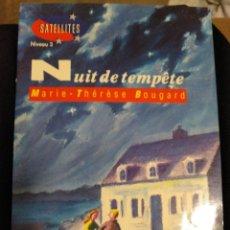 Gebrauchte Bücher - Nuit de tempête. Marie Thèrèse Bougard. Editorial Longman - 155864350