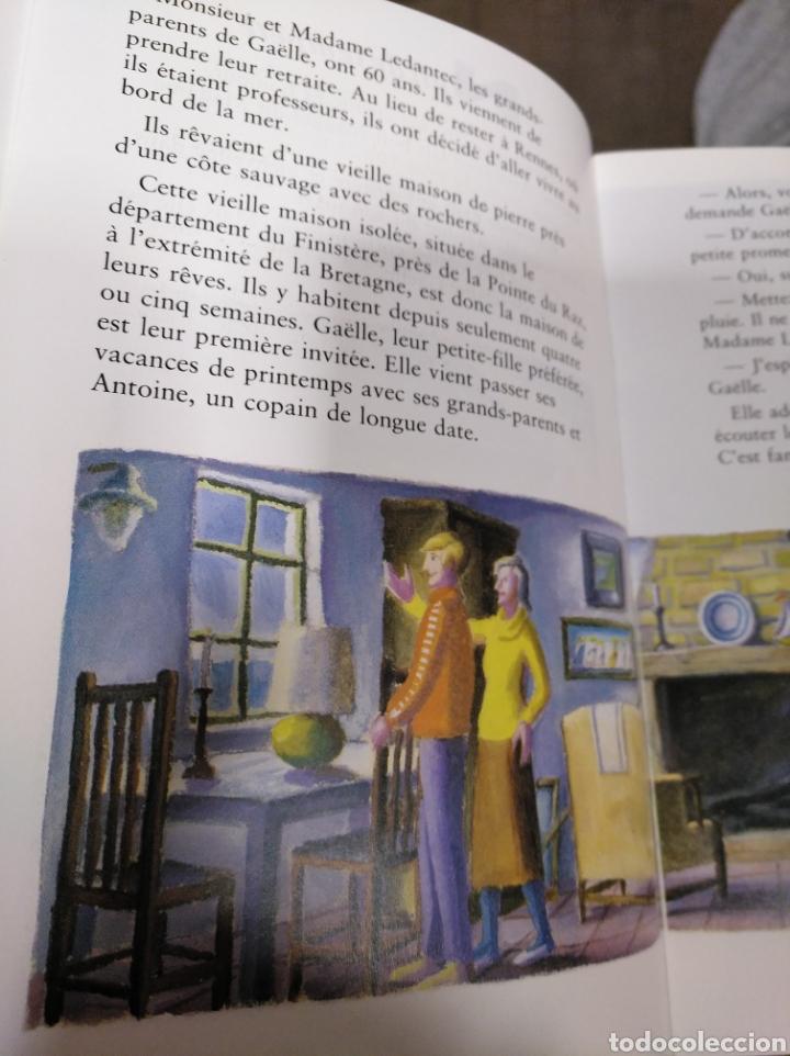 Libros de segunda mano: Nuit de tempête. Marie Thèrèse Bougard. Editorial Longman - Foto 2 - 155864350