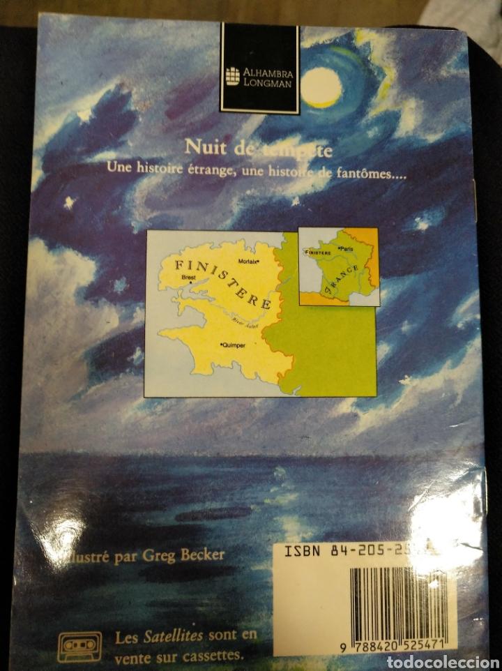 Libros de segunda mano: Nuit de tempête. Marie Thèrèse Bougard. Editorial Longman - Foto 3 - 155864350