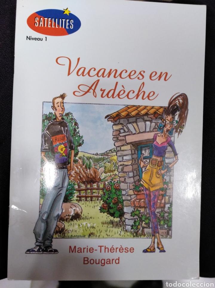 VACANCES EN ARDECHE. MARIE- THÉRÈSE BOUGARD. LONGMAN (Libros de Segunda Mano - Otros Idiomas)