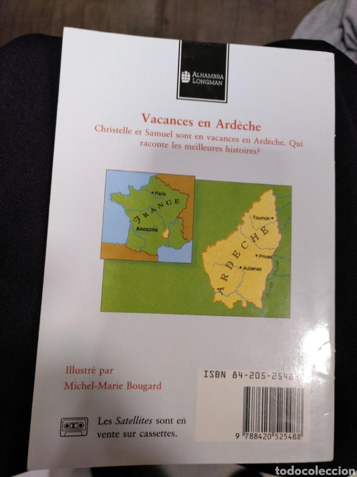 Libros de segunda mano: Vacances en Ardeche. Marie- Thérèse Bougard. Longman - Foto 3 - 156284029