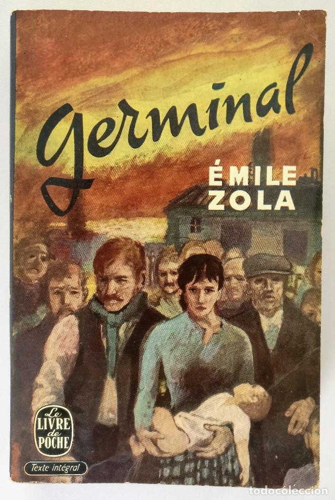 Germinal Emile Zola Fasquelle Le Livre De Poche 145 146 1958 Frances