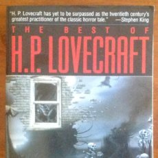 Libros de segunda mano: THE BEST OF H.P. LOVECRAFT. Lote 156726878