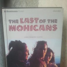 Libros de segunda mano: THE LAST OF THE MOHICANS - JAMES FENIMORE COOPER - OXFORD UNIVERSITY PRESS, 2003. Lote 156732490