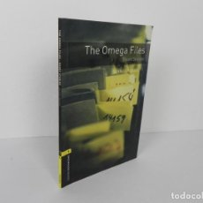 Libros de segunda mano: THE OMEGA FILES , SHORT STORIES (JENNIFER BASSETT) OXFORT BOOKWORMS 1. Lote 156813574
