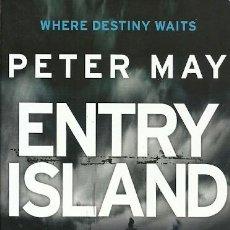 Libros de segunda mano: PETER MAY ENTRY ISLAND. Lote 159300530