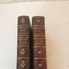 Libros de segunda mano: LIBROS FRANCES. Lote 159761086