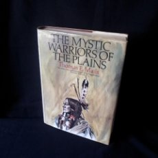 Libros de segunda mano: THOMAS E. MAILS - THE MYSTIC WARRIORS OF THE PLAINS - IDIOMA INGLES - MALLARD PRESS 1991. Lote 160357054