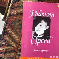Libros de segunda mano: THE PHANTOM OF THE OPERA. PENGUIN READERS. Lote 160479440