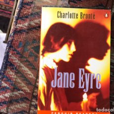 Libros de segunda mano: JANE EYRE. PENGUIN READERS. Lote 160479484