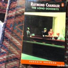 Libros de segunda mano: RAYMOND CHANDLER. THE LONG GOODBYE. Lote 160479578