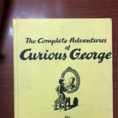 Libros de segunda mano: THE COMPLETE ADVENTURES OF CURIOUS GEORGE. Lote 160650258