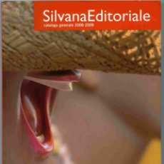 Libros de segunda mano: LIBRO - SILVANA EDITORIALE - CATALOGO GENERALE 2008-2009 - TEXTO EN ITALIANO. Lote 160719238