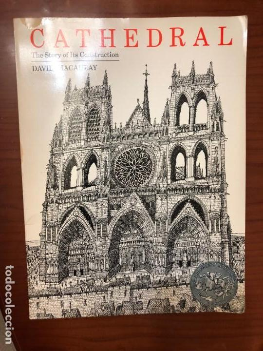 CATHEDRAL. THE STORY OF ITS CONSTRUCTION. (Libros de Segunda Mano - Otros Idiomas)