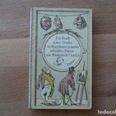 Libros de segunda mano: DETMOLD. DIE KUNST. EN ALEMÁN. ILUSTRADO. LIBRO CURIOSO DE 1954.. Lote 161223410