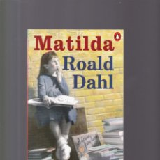 Libros de segunda mano - MATILDA - ROALD DAHL - PENGUIN READERS 1999 - 161234618