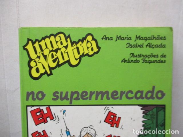 Libros de segunda mano: Uma Aventura No Supermercado de Ana Maria/Alçada, Isabel Magalhaes (EN PORTUGUES) - Foto 3 - 161711306