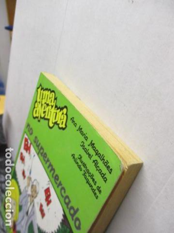 Libros de segunda mano: Uma Aventura No Supermercado de Ana Maria/Alçada, Isabel Magalhaes (EN PORTUGUES) - Foto 4 - 161711306