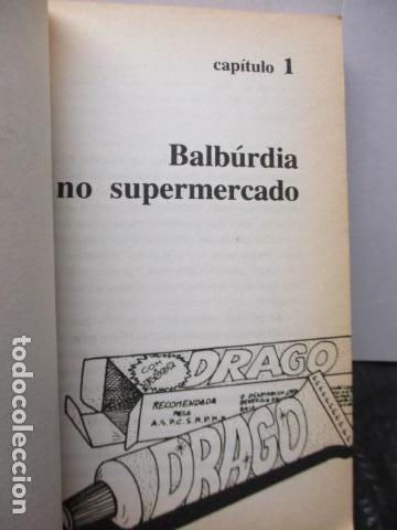 Libros de segunda mano: Uma Aventura No Supermercado de Ana Maria/Alçada, Isabel Magalhaes (EN PORTUGUES) - Foto 11 - 161711306