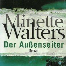 Libros de segunda mano: DER AUBENSEITER MINETTE WALTERS ROMAN. Lote 164975574
