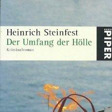 Libros de segunda mano: DER UMFANG DER HOLLE HEINRICH STEINFEST. Lote 164975814