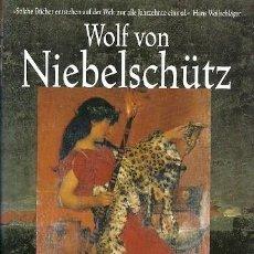 Libros de segunda mano: DIE KINDER DER FINSTERNIS WOLF VON NIEBELSCHUTZ. Lote 164976046