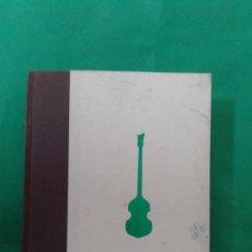 Libros de segunda mano: LOS BEATLES, LARS SAABYE CHRISTENSEN, IDIOMA NORUEGO. Lote 165075754