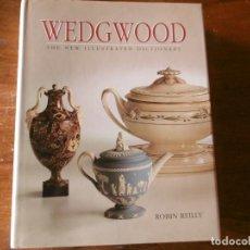 Libros de segunda mano: GRAN LIBRO-GUIA DE LOS PRODUCTOS DE WEDGWOOD. Lote 165532634