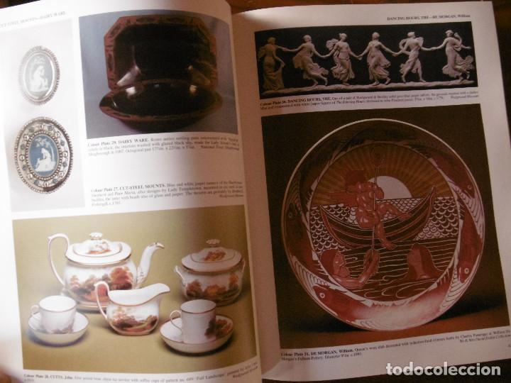 Libros de segunda mano: GRAN LIBRO-GUIA DE LOS PRODUCTOS DE WEDGWOOD - Foto 6 - 165532634