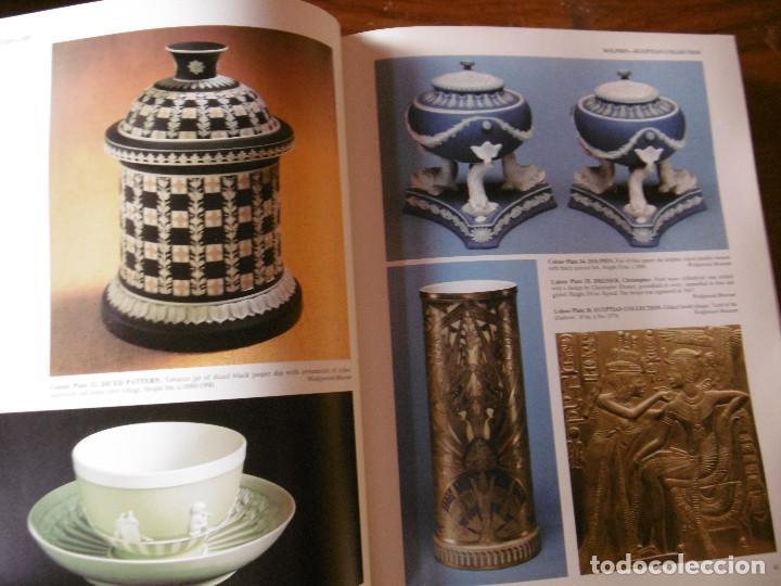 Libros de segunda mano: GRAN LIBRO-GUIA DE LOS PRODUCTOS DE WEDGWOOD - Foto 7 - 165532634