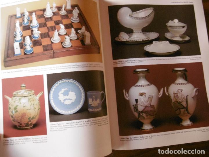 Libros de segunda mano: GRAN LIBRO-GUIA DE LOS PRODUCTOS DE WEDGWOOD - Foto 8 - 165532634