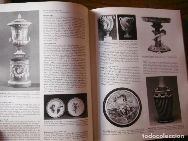 Libros de segunda mano: GRAN LIBRO-GUIA DE LOS PRODUCTOS DE WEDGWOOD - Foto 9 - 165532634