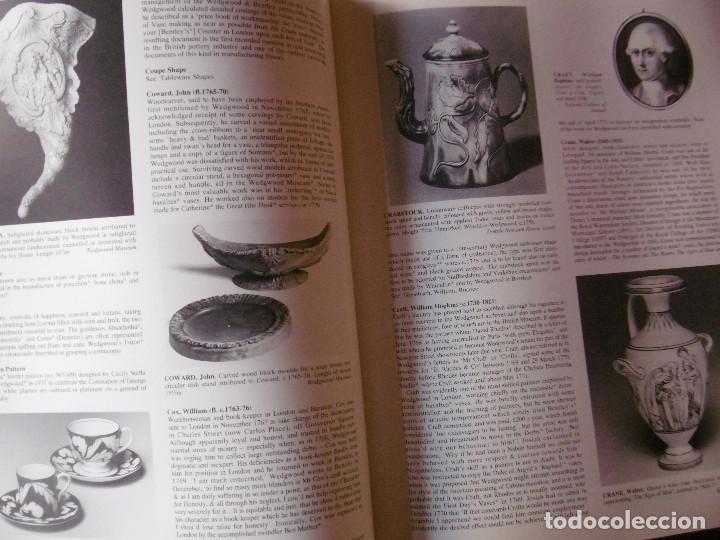 Libros de segunda mano: GRAN LIBRO-GUIA DE LOS PRODUCTOS DE WEDGWOOD - Foto 10 - 165532634