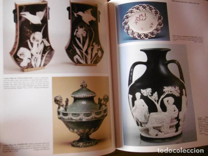 Libros de segunda mano: GRAN LIBRO-GUIA DE LOS PRODUCTOS DE WEDGWOOD - Foto 12 - 165532634